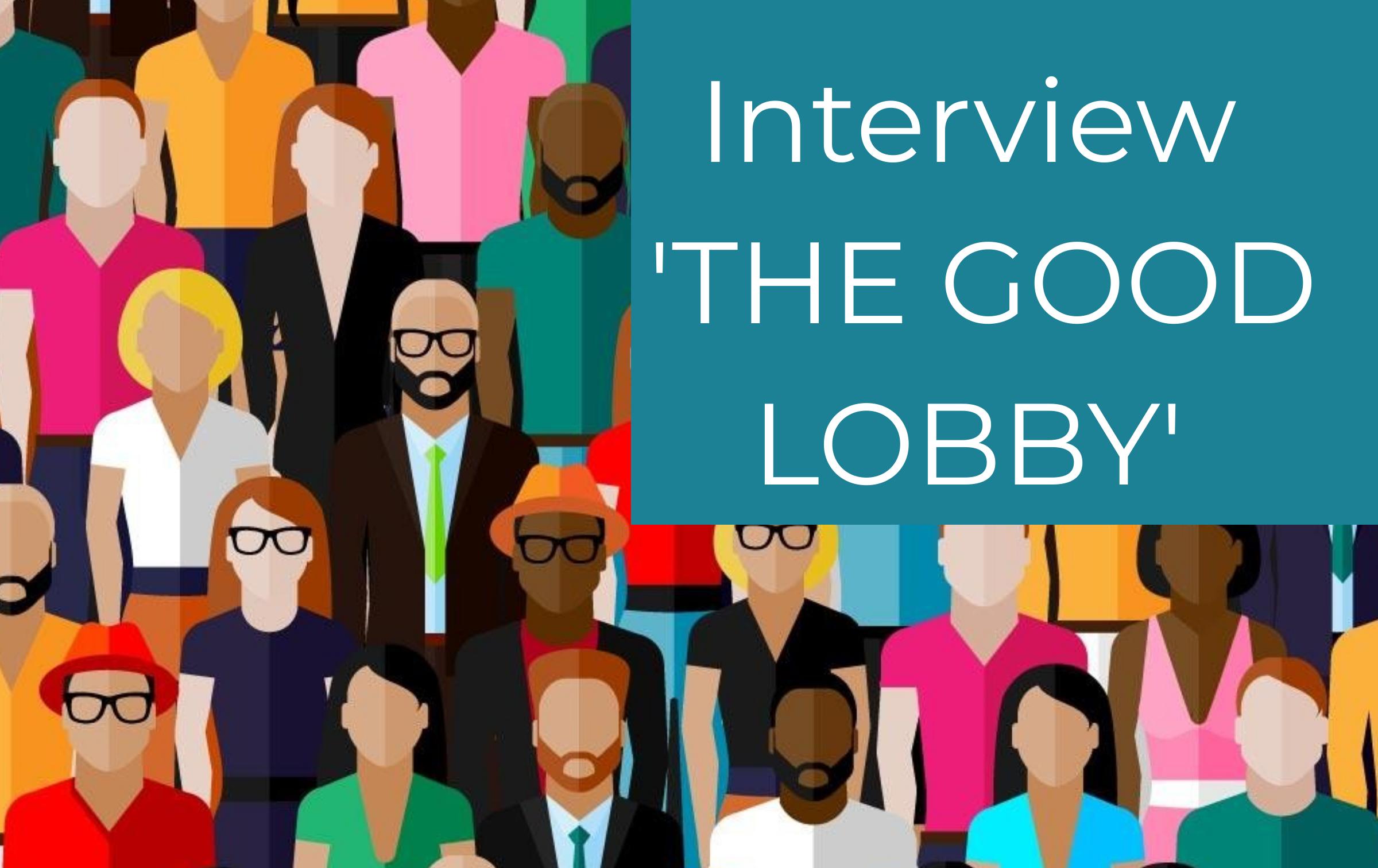 De lobbyist anders bekeken
